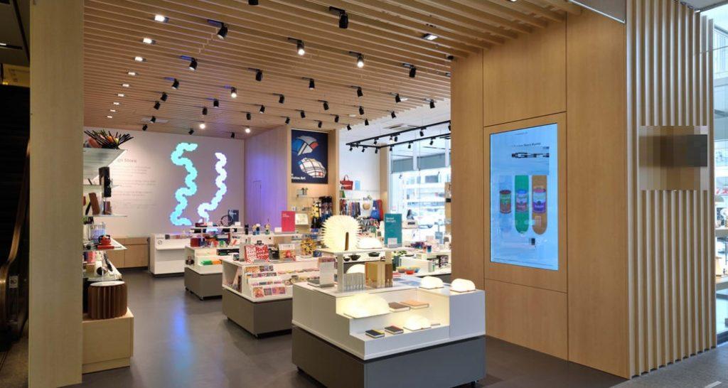 Arranging Retail Shops