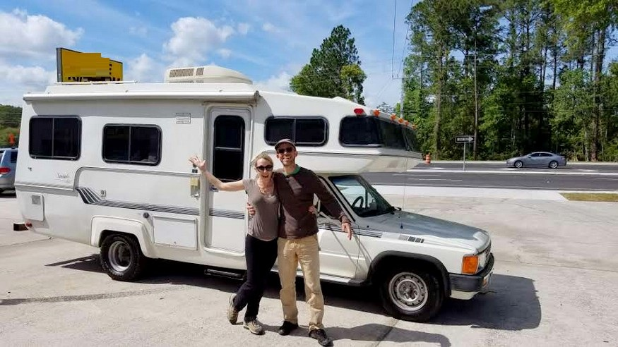 Buying An RV