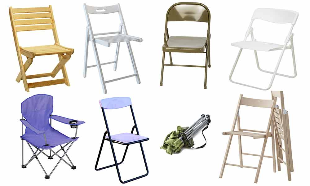 Kinds of Foldable Chairs