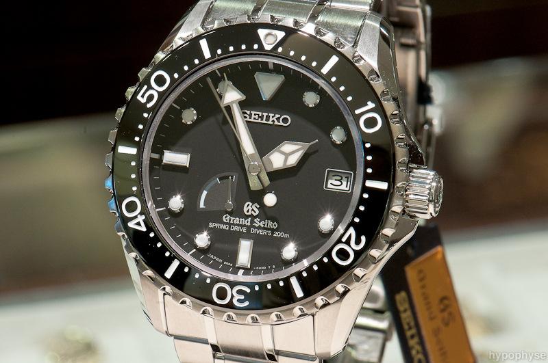 Grand Seiko SBGA029